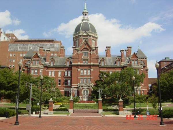 Johns-Hopkins-University-Master-in-Healthcare-Administration