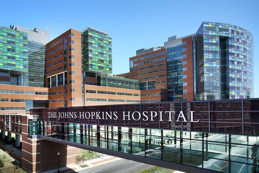 Johns Hopkins Hospital Sidney Kimmel Comprehensive Cancer Center Best Cancer Hospitals